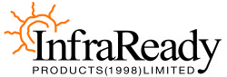 InfraReady Logo Orange